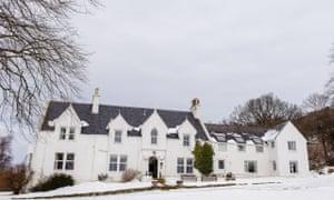 Kinloch Lodge, Scotland