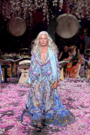 Fashion arbiters are rediscovering the laid-back sophistication of kaftans, but for designer Camilla, the ultimate resort look has never gone out of style