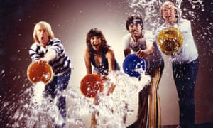 Good clean fun ... Tiswas.
