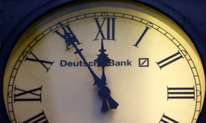 Deutsche Bank shares have fallen further
