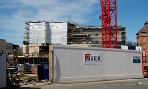 Kier Group is reportedly considering a sale of its housebuilding unit.