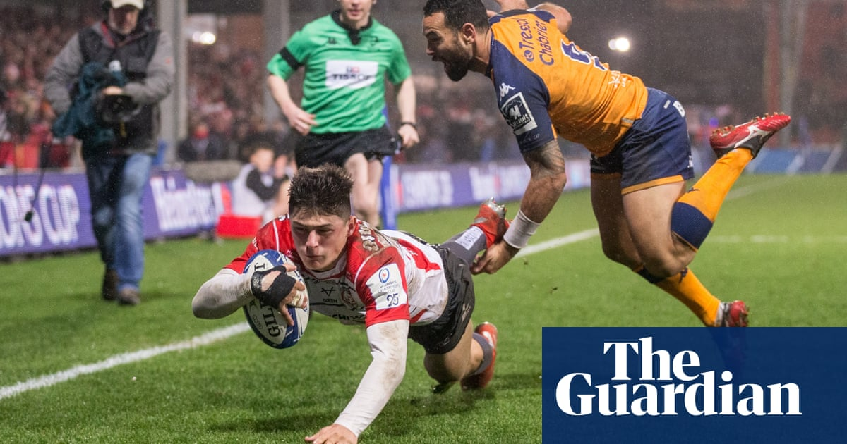 Louis Rees-Zammit signs up to new long-term contract for Gloucester