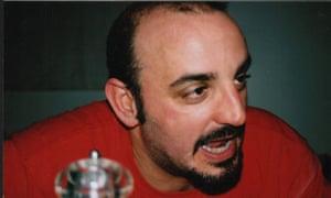 The man who called himself Carlo Neri.