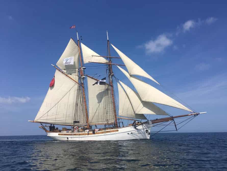 The Anny schooner