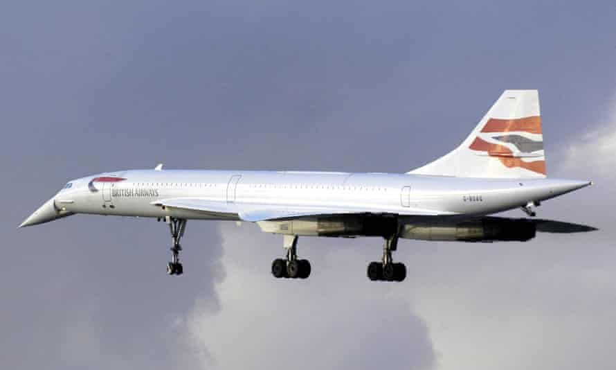 Concorde's supersonic boom hampered its deployment beyond the North Atlantic.