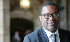 Kwasi Kwarteng, junior Brexit minister