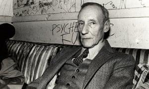 William Burroughs in 1981.