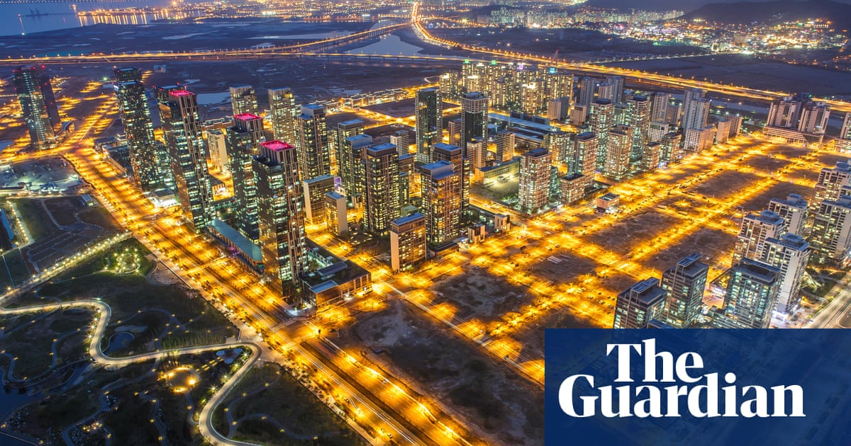 'The next era of human progress': what lies behind the global new cities epidemic? - The Guardian