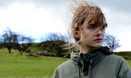 Overpowered … Emilia Jones in Nuclear.
