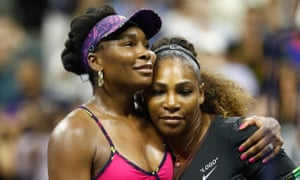 Serena Williams v Venus Williams