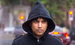 Navinder Singh Sarao, outside Westminster magistrates court in London