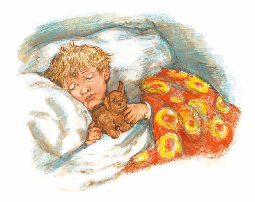 Back… then gone again: Dogger's Christmas by Shirley Hughes
