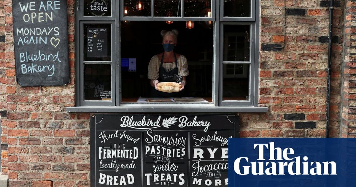 UK shift to local shopping could last beyond pandemic – poll