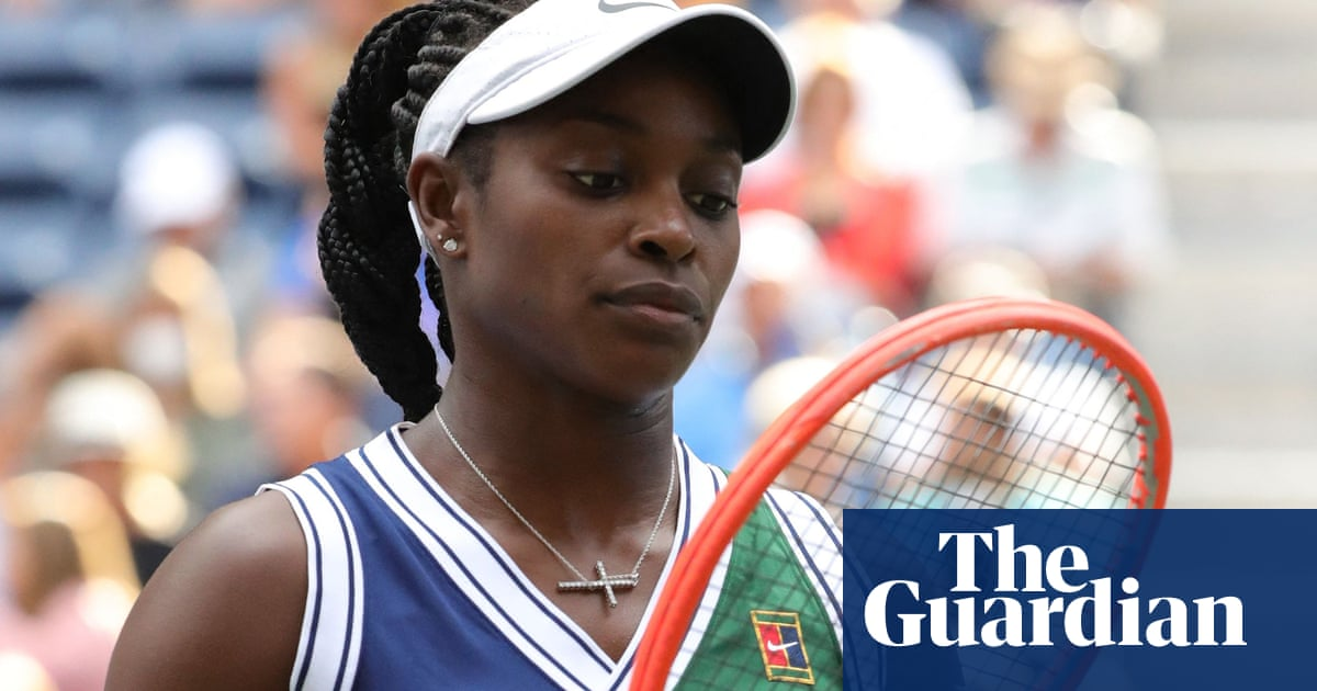 Sloane Stephens reveals torrent of online abuse received after US Open loss