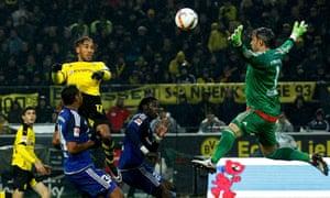 Borussia Dortmund v Ingolstadt