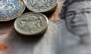 British Pounds.