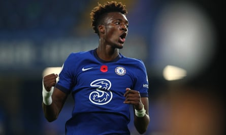 Tammy Abraham has either scored or set up a goal every 67 minutes this season.