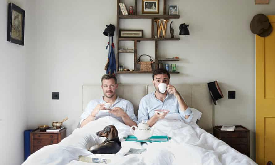 Homo Sapiens hosts Will Young and Chris Sweeney.