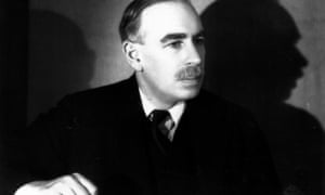 John Maynard Keynes, economist (1883 - 1946)