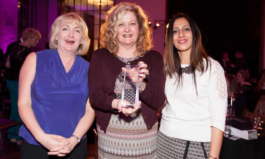 Professor Diane Houston, Dr Jane Reeves, and Vanisha Jassal
