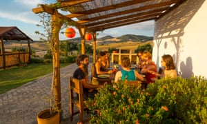 Suryalila yoga retreat in Spain.