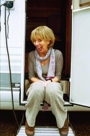 Sue Johnston, 2000.