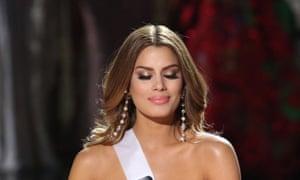 Miss Colombia, Ariadna Gutierrez-Arevalo
