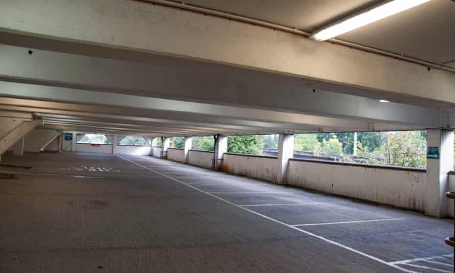 Bold Tendencies has been putting on art and music events at Peckham multistorey car park for nine years.