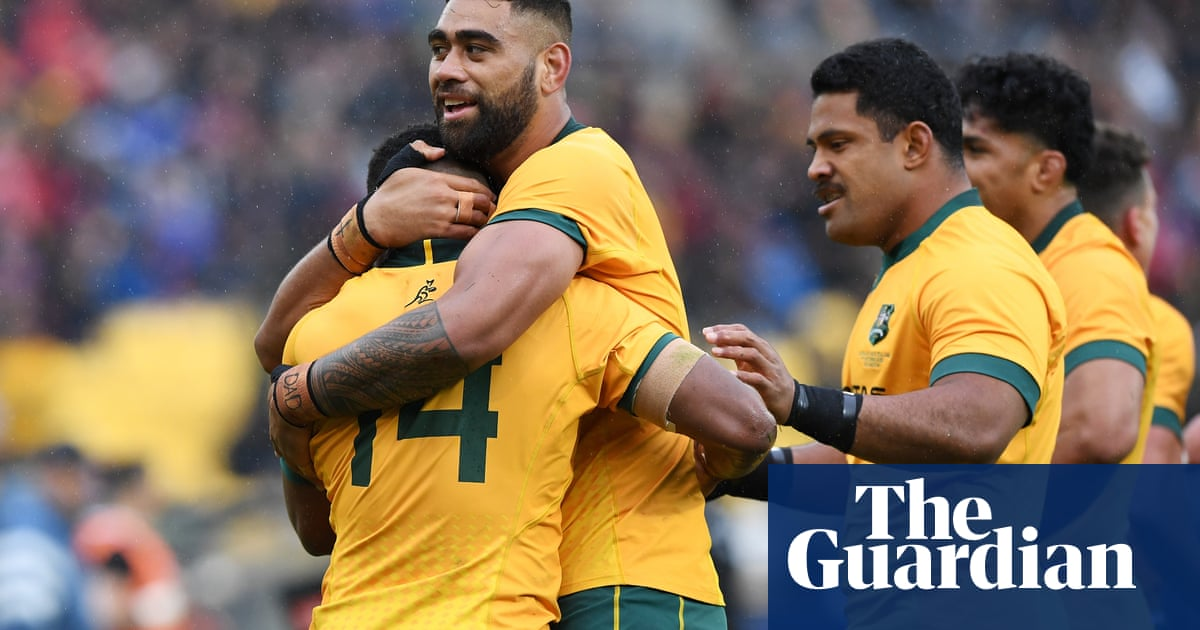 Wallabies give glimmer of hope as Dave Rennies team embark on new journey   Bret Harris