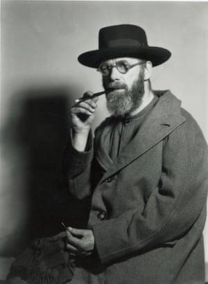 Eric Gill, 1927.