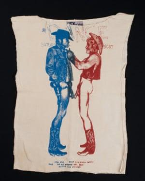 Vivienne Westwood's Two Cowboys design.