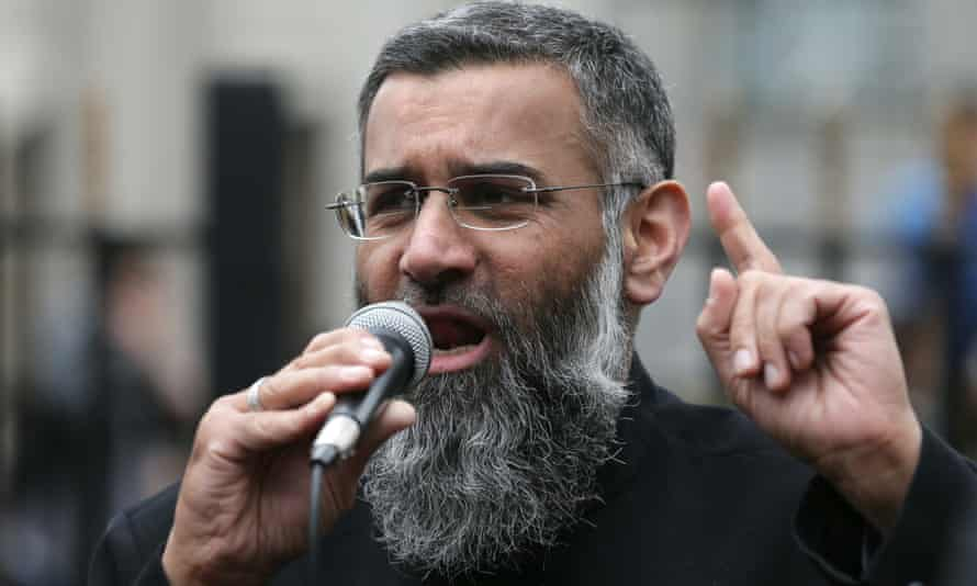 Anjem Choudary: 'an obnoxious clown with good television skills'.