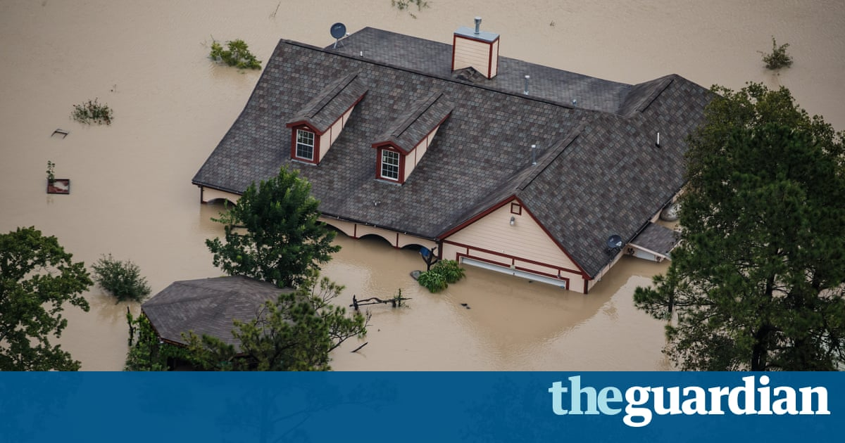 'We don't have anything': landlords demand rent on flooded Houston homes | US news | The Guardian