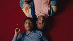 """Still from Idyllic Space, 2019""""My work comes from a place of wanting to push back against this lack. I feel an urgency to create a body of images where black people are visualised as free, expressive, effortless, and sensitive."""""""