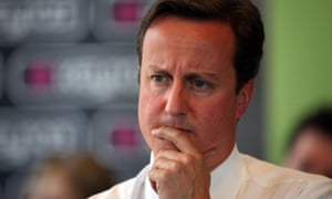 David Cameron initiated the boundary review