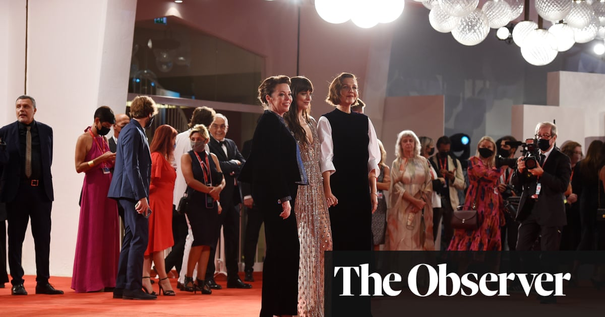 Venice film festival 2021 roundup – a formidably good year on the Lido