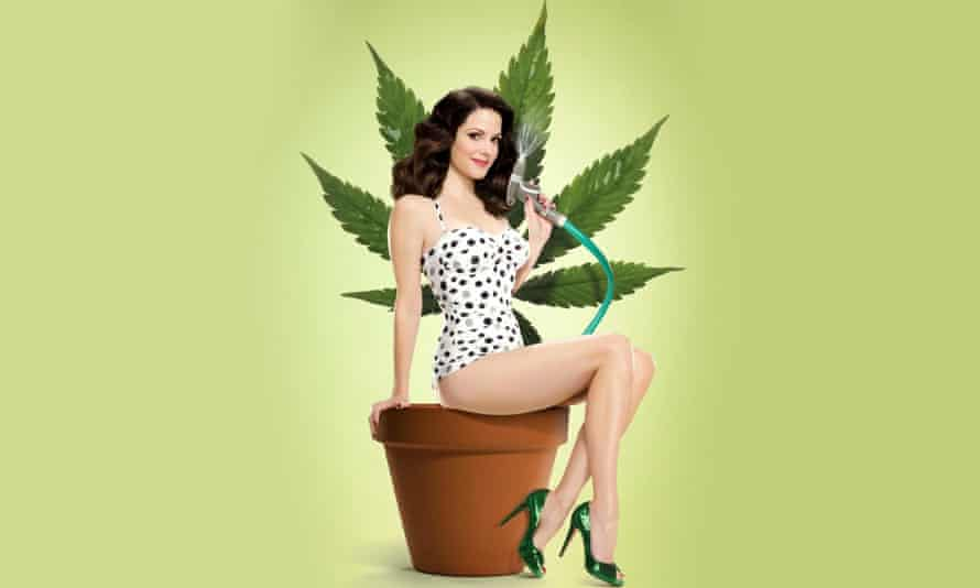 Mary-Louise Parker in Weeds.