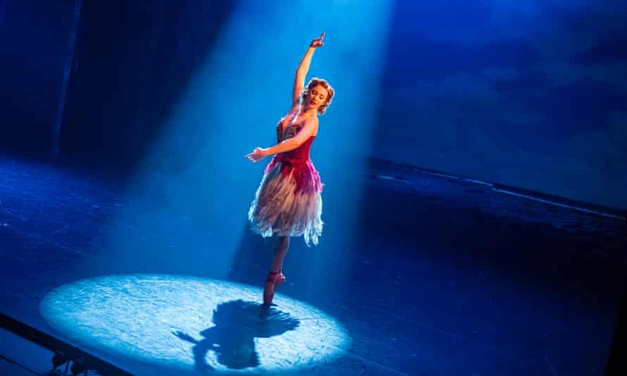 Cordelia Braithwaite (Vicky) in The Red Shoes by Matthew Bourne at Sadler's Wells