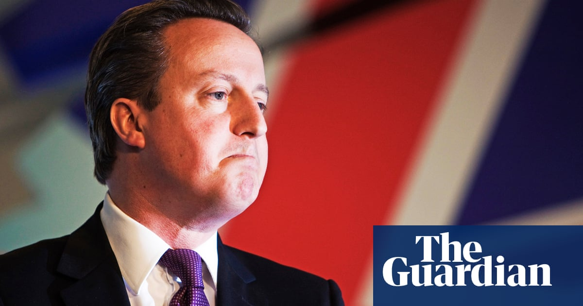 How David Cameron got caught up in a classic lobbying scandal