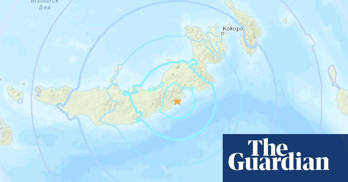 Papua New Guinea hit by 7 magnitude earthquake | World news