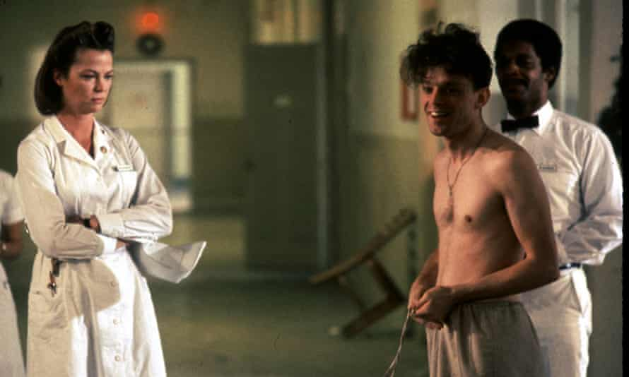 'I'm on all the best villain ever lists' … Louise Fletcher as Nurse Ratched.