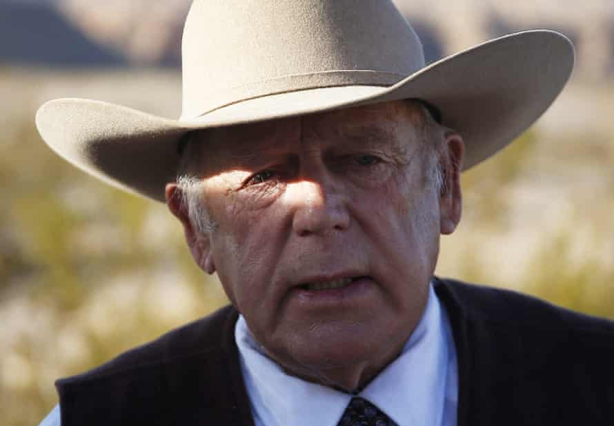 In the 1990s, Cliven Bundy, now 69, stopped paying grazing taxes to the federal government, arguing it had no authority restricting land uses.