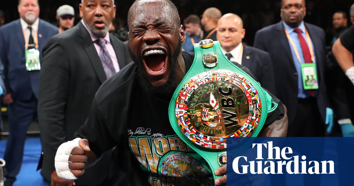 Deontay Wilder Defends Title With First Round Destruction Of Dominic