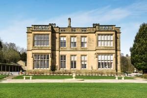 Fantasy house hunt - Eshton Hall, Yorkshire