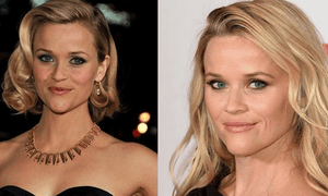 Reese Witherspoon tweets the 10-year challenge …
