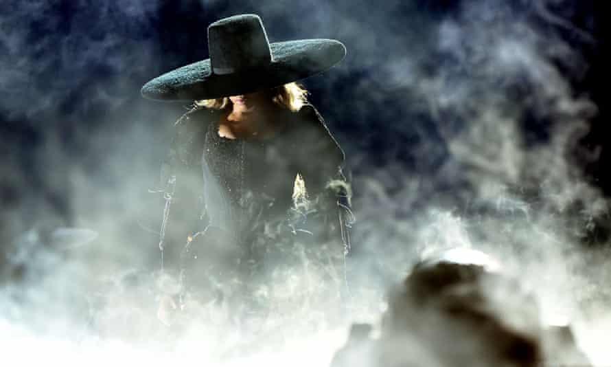 Beyoncé plays Atlanta on Sunday night.