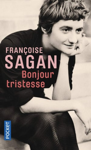 Cover of Bonjour Tristesse by Françoise Sagan