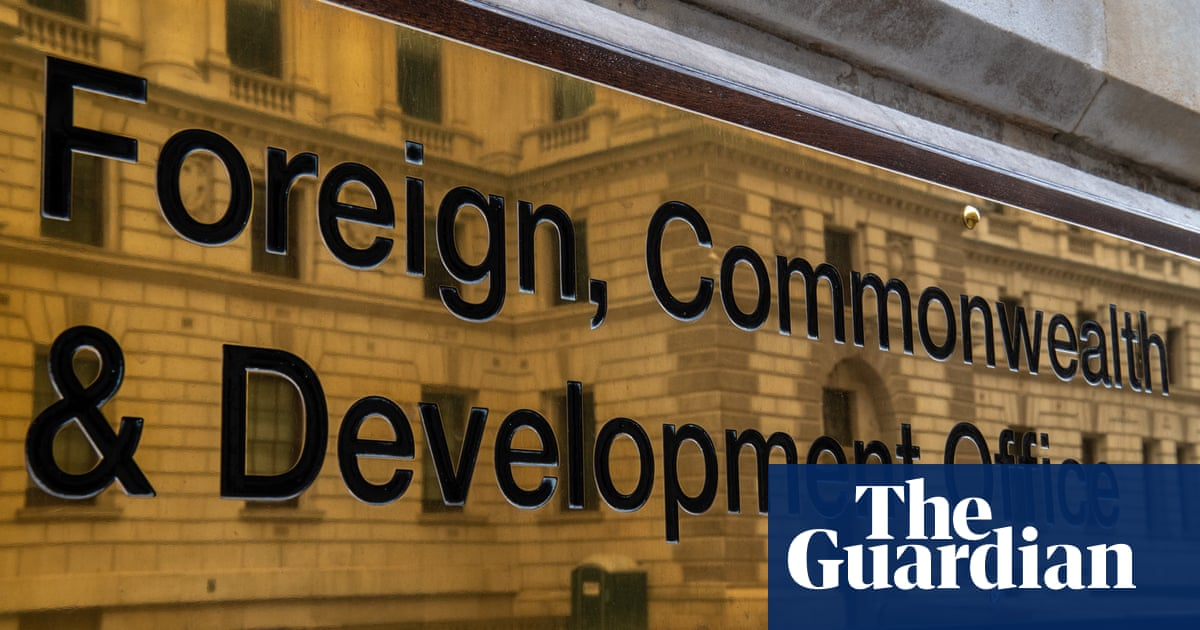 UK foreign aid cuts to stay in place for at least another three years