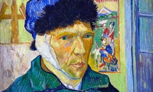 Self-portrait with Bandaged Ear by Vincent van Gogh