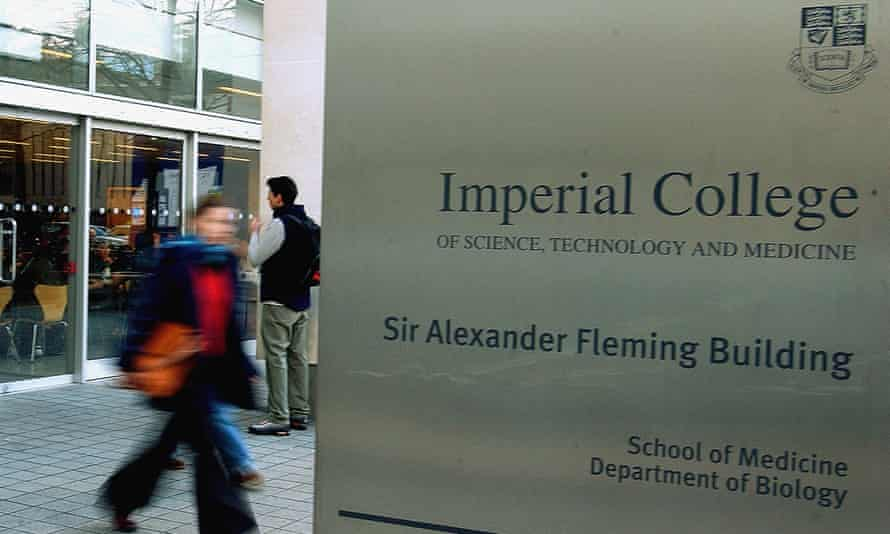 The move by Imperial comes amid a growing clamour from students across the UK for their final-year examinations to be postponed.